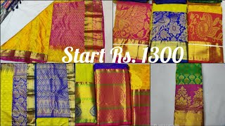 Madina wedding Pattu sarees collection | courier available | best price & address
