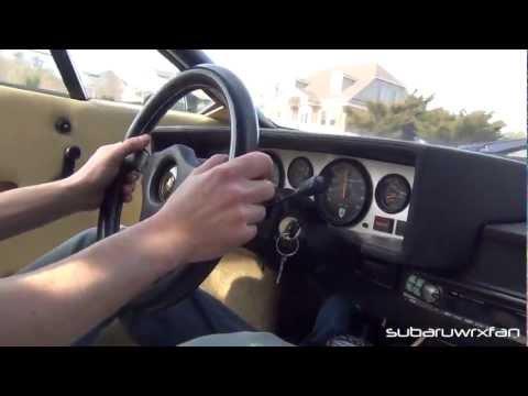 Onboard: Lamborghini Countach S!
