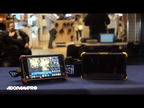 Atomos Shogun Flame & Ninja Flame : Adorama First Look