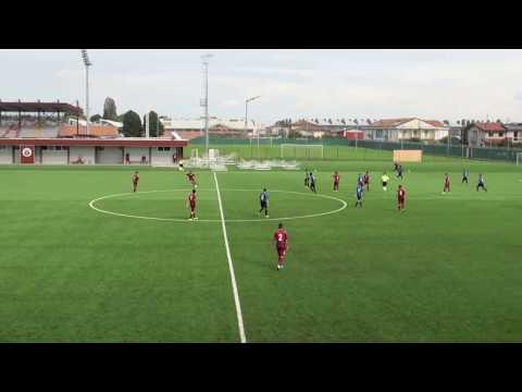 Cittadella vs Atalanta BC: 1-1 Campionato Under 16 Highlights del 24-09-2017