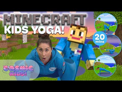 minecraft-|-a-cosmic-kids-yoga-adventure!