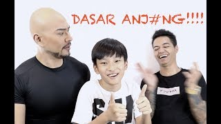 Video SI ANJ#NG, REZA OCTOVIAN NGOMONG JOROK KE AZKA!. MATI... (MOTIVE DEDDY CORBUZIER) download MP3, 3GP, MP4, WEBM, AVI, FLV Februari 2018