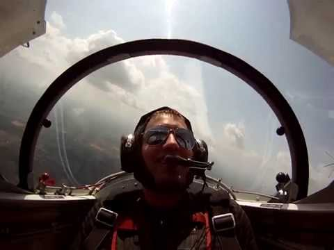 Pitts S-2B Flight at KJXN