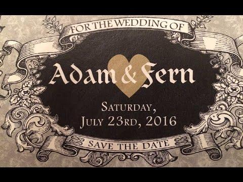 Adam & Fern Wedding Video