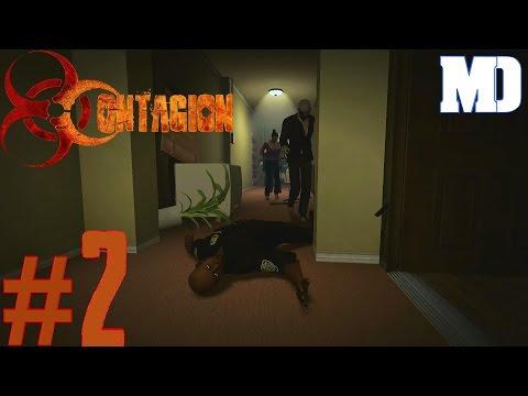 Let's Play Contagion [ I han a Granata WTF!! ]  #2