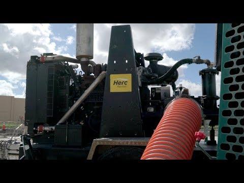 Trash Pumps | #HercAtWork