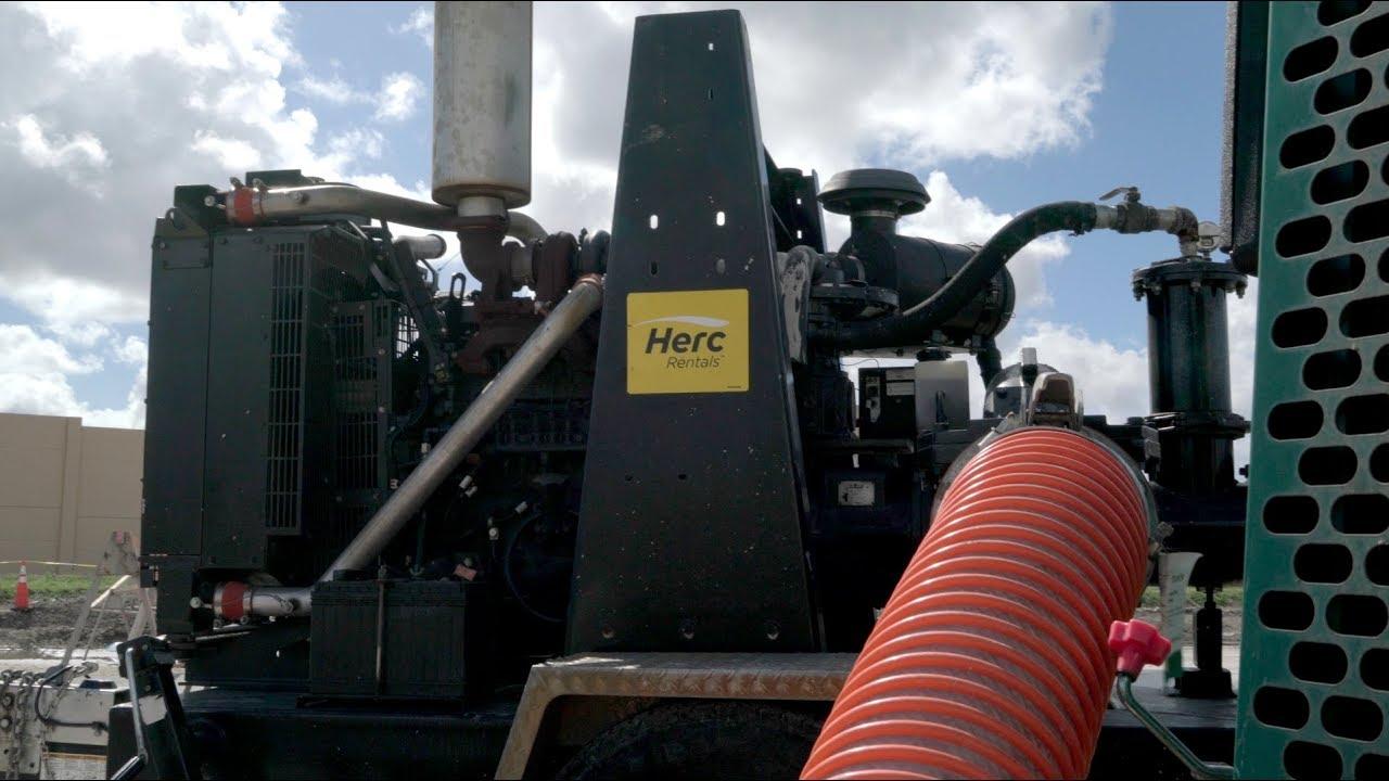 Trash Pumps   #HercAtWork