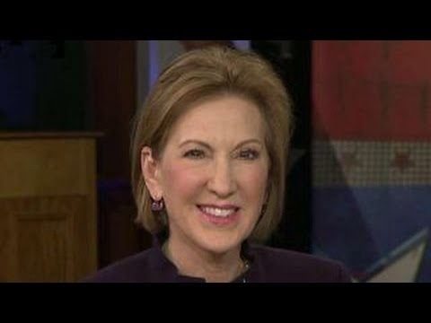 Fiorina: The game is rigged against the people of NH
