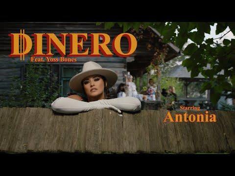 ANTONIA x Yoss Bones - Dinero | Teaser 2
