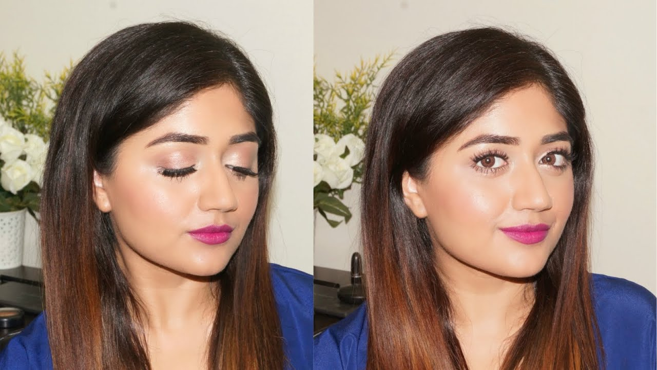 Mac makeup tutorial makeup for indian skin corallista youtube baditri Images