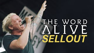 """The Word Alive - """"Sellout"""" LIVE On Vans ..."""