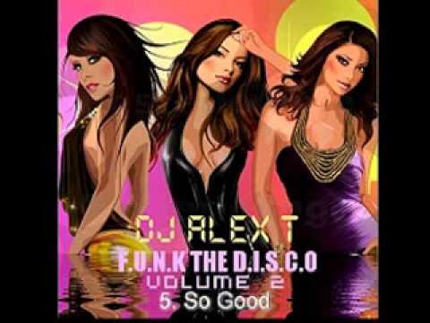 DJ Alex T -  FUNK THE DISCO. Volume 2 (2013)
