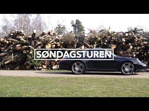 Søndagsturen // Porsche 911 Carrera // Pimper-vognen fra Stuttgart