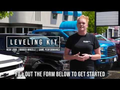 What Is A Leveling Kit?
