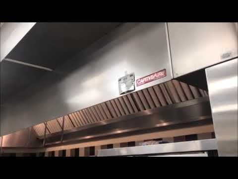 Kitchen Hood - Exhaust Fan Cleaning For Restaurant In Franklin MA