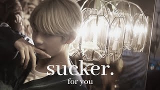 taehyung -sucker for you (fmv)