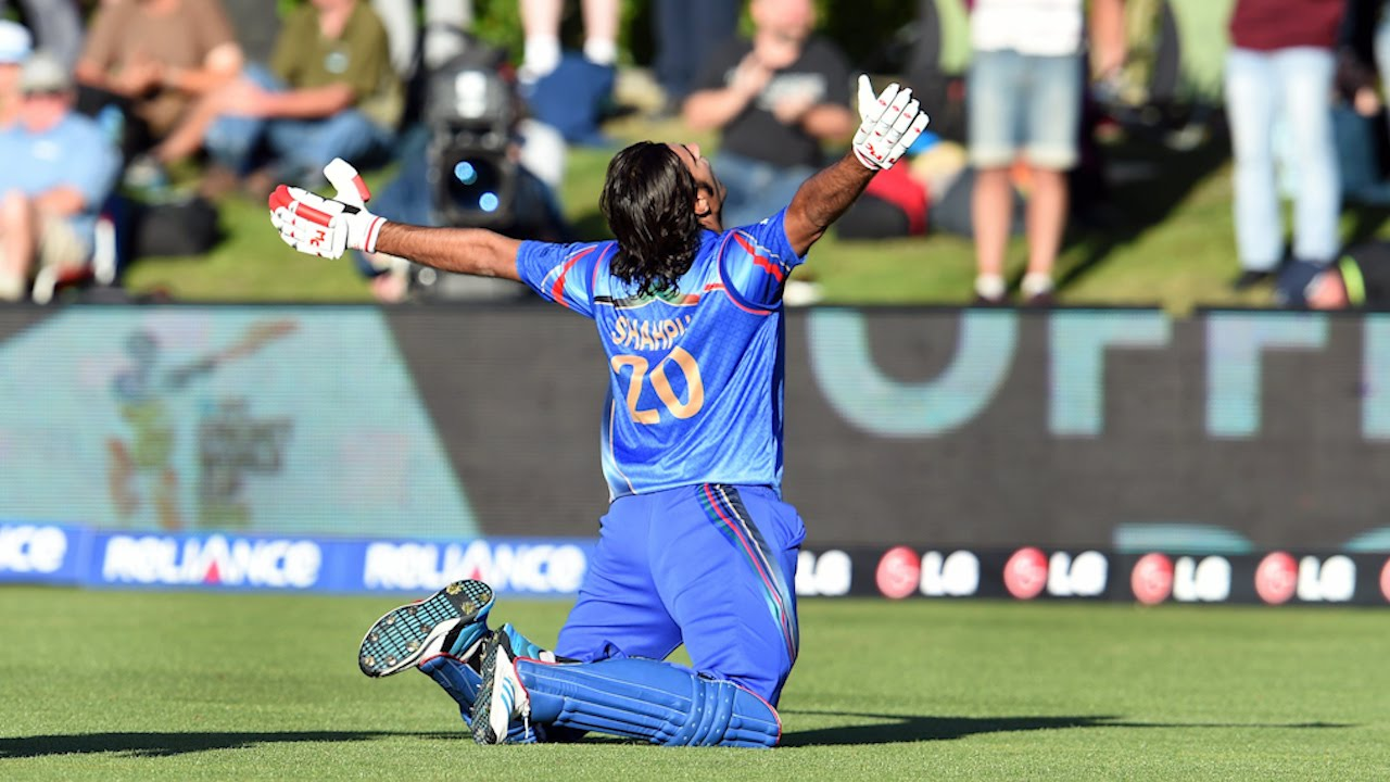 Download Afghanistan Celebrates First Cricket World Cup Win