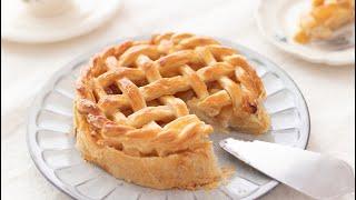 カスタード・アップルパイの作り方 - Custard Cream Apple Pie HidaMari Cooking