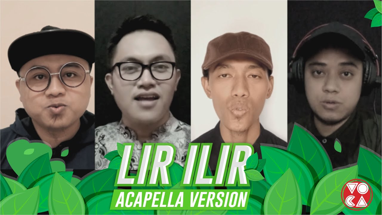 Lir Ilir Sunan Kalijaga Acapella Version Vocafarabi