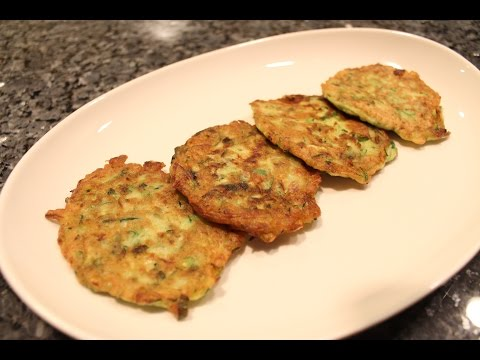 Zucchini Pancake Recipe – OrsaraRecipes