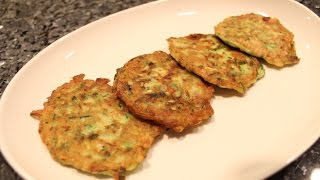 Zucchini Pancake Recipe - OrsaraRecipes