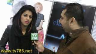 Qurat-ul-Ain Balouch QB's Interview on TV786