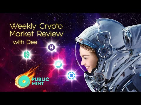Weekly Crypto Market Review: INFI, HARD, ORAI & KNC NEWS and an introduction into Public Mint (MINT)