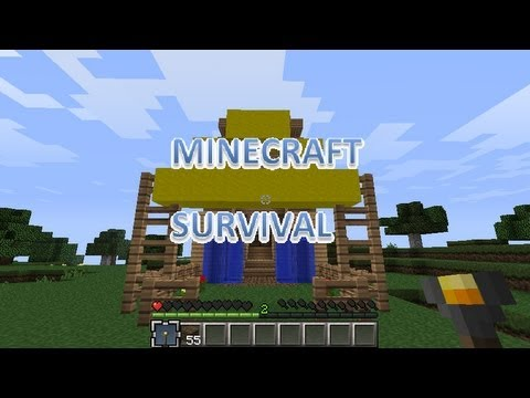 Minecraft Survival - Heroine is what makes these episodes (ep6)