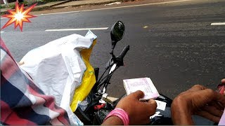 Real Me 2 unboxing, Flipkart delivery boy, purchase,