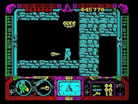 Soldier of Fortune Walkthrough, ZX Spectrum