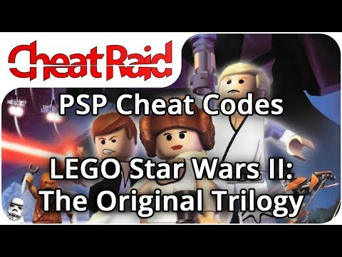 LEGO Star Wars II: The Original Trilogy Cheat Codes | PSP