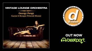 Vintage Lounge Orchestra - Georgy Porgy (Larse Radio Edit)