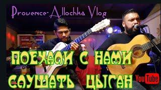 Поехали со мной в Camargue слушать НАСТОЯЩИХ цыган/provenceallochka vlog