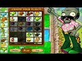 Best strategy Plants vs Zombies | War of Minigames Pogo Party