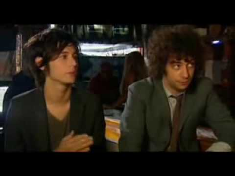 The Strokes - Interview (Part 1)