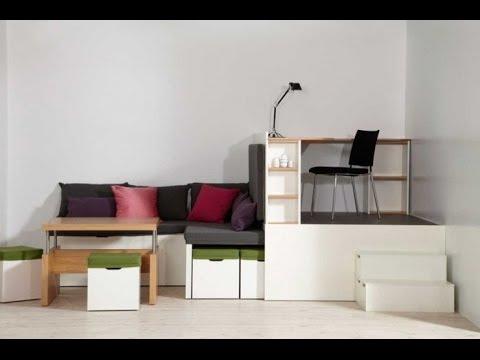 Useful Multifunctional Furniture Ideas Youtube