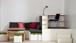 Useful Multifunctional Furniture Ideas