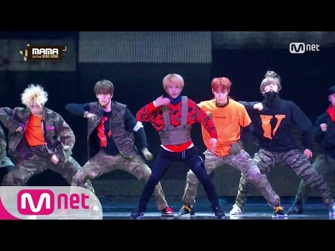 [2016 MAMA] NCT - DANCE CONNCECTION + Black On Black