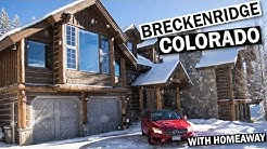 Family Trip to Breckenridge, Colorado with HomeAway