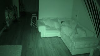 PARANORMAL ACTIVITY KICKING OFF AROUND ME IN MY HAUNTED HOUSE