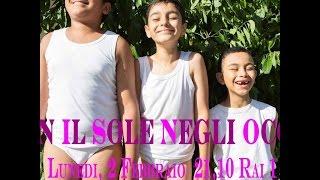 CON IL SOLE NEGLI OCCHI (film-tv Rai di Pupi Avati) Back-stage lungo.