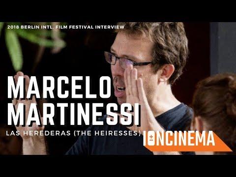 Interview: Marcelo Martinessi - The Heiresses | 2018 Berlin Intl. Film Festival