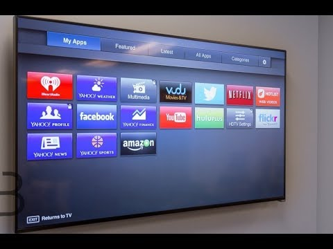 "Unboxing Of Vision 32""  LED Smart TV And Review"