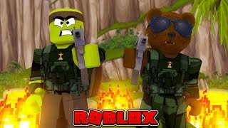 ROBLOX TOWER BATTLES!!! - BRUNO GETS HIS FIRST TANK!!! w/ Tiny Turtle