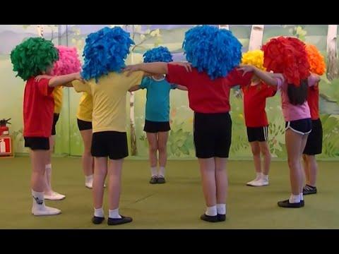 танцы для детей - Барбарики - слушать онлайн