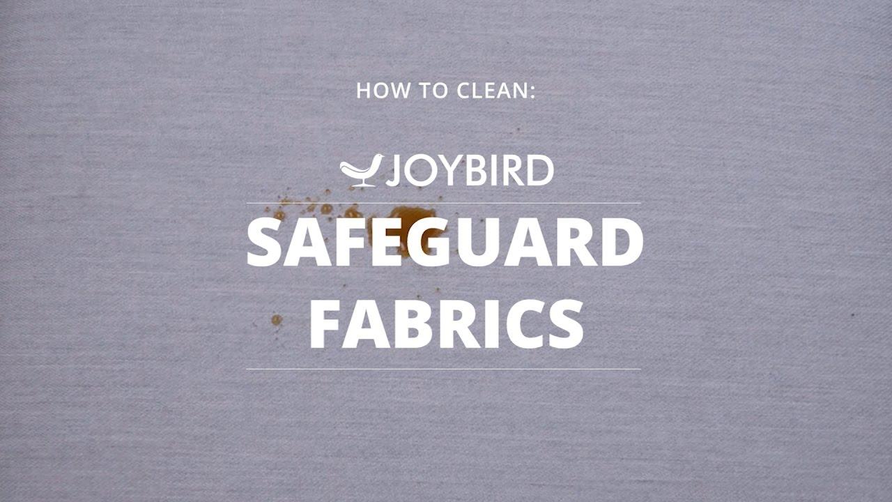 Joybird Safeguard Fabrics