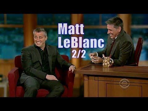 Download Matt Leblanc - How You Doin' ? - 2/2 Visits In Chronological Order