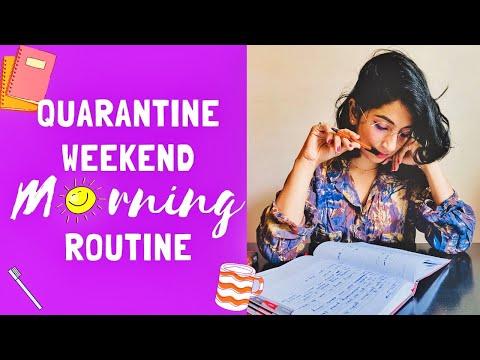 My Quarantine Weekend Morning Routine|2020|Akanksha Dubey