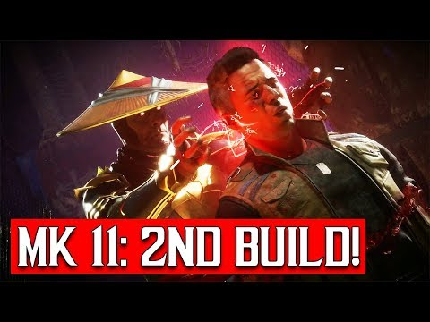 Mortal Kombat 11 2nd Build: Every NEW Fatality & Brutality! thumbnail