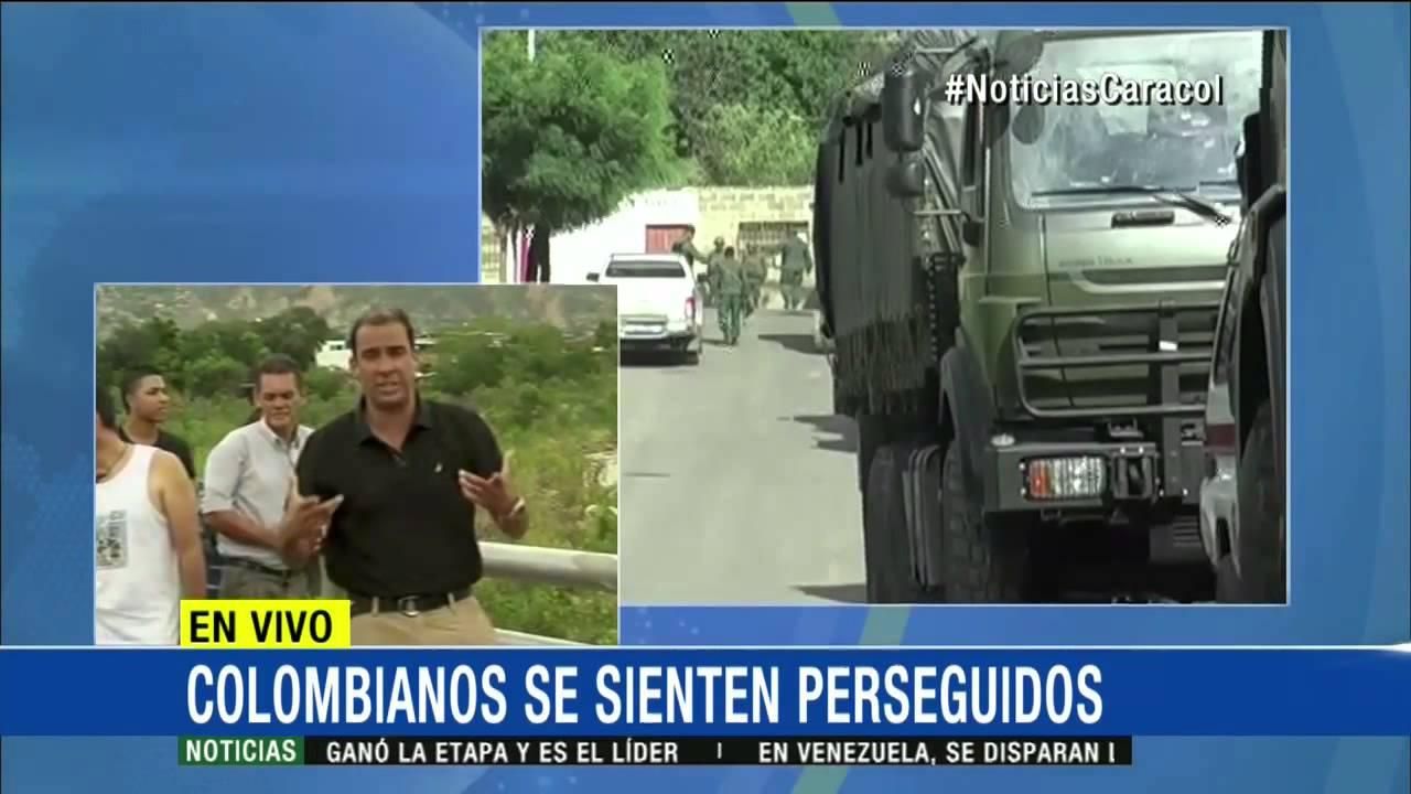 Colombianos, indeseables en México | ELESPECTADOR.COM